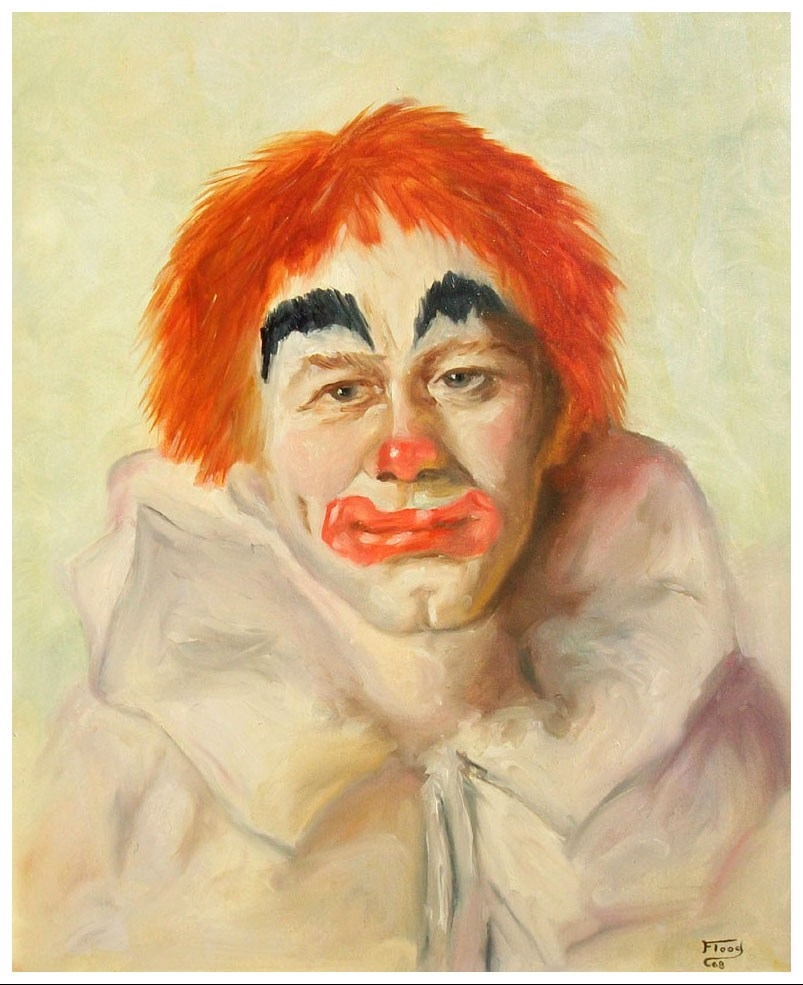 CLOWN with border
